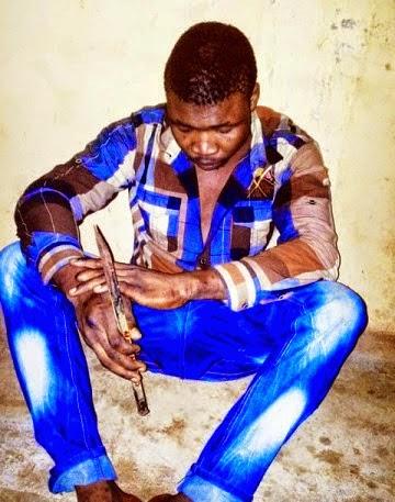 armed robber arrested ogun state