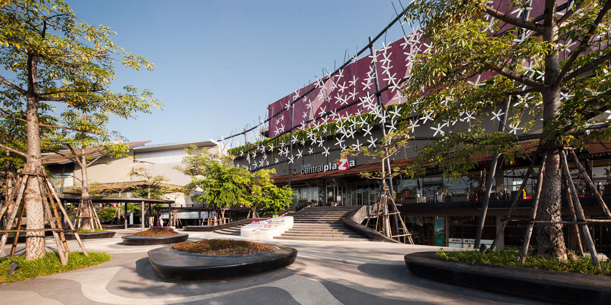 dream gardens central plaza chiang rai by shma company