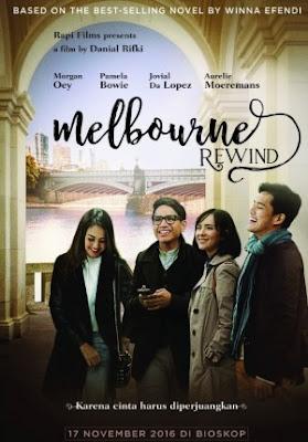 Melbourne Rewind Poster