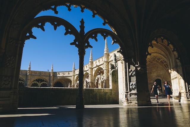 ジェロニモス修道院(Mosteiro dos Jerónimos)|回廊