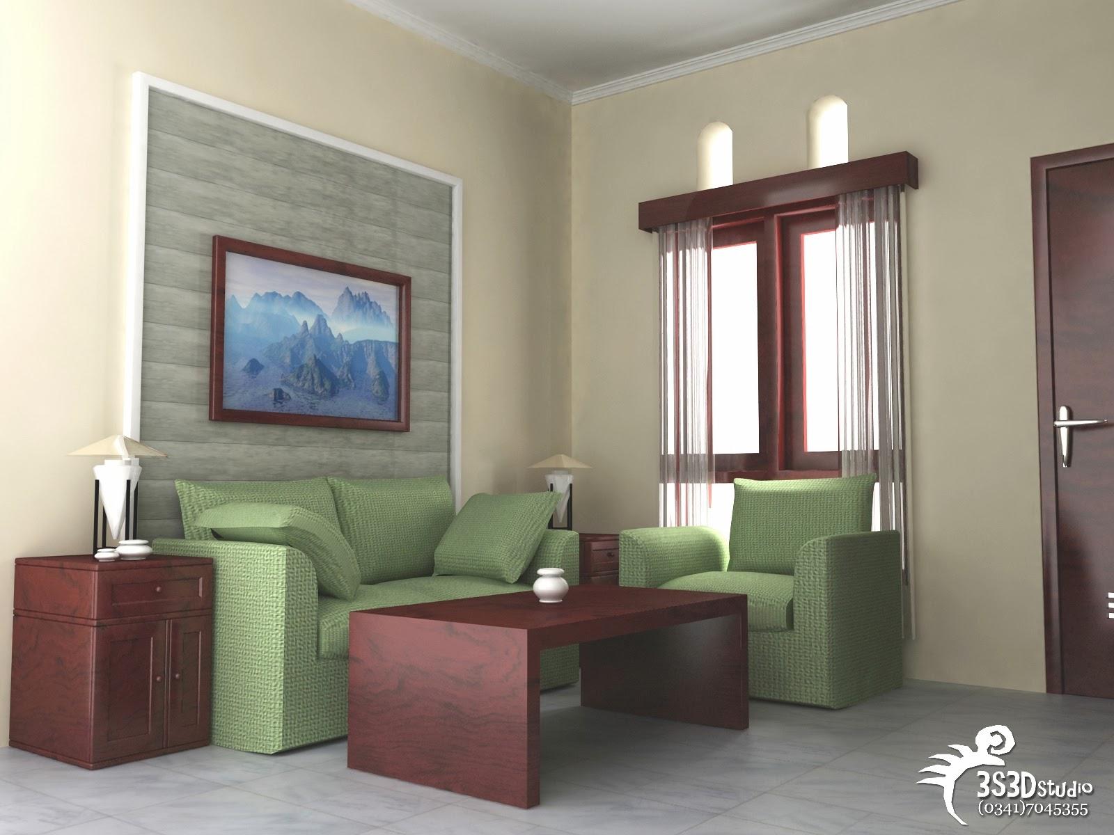 Desain Ruang Rumah Minimalis Sederhana