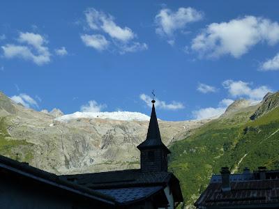 Le Tour Tour del Mont Blanc