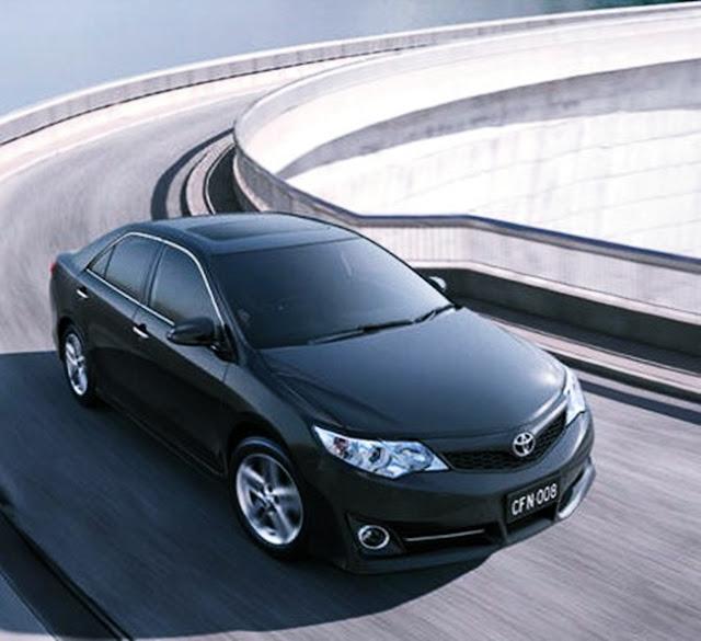 2016 Toyota Camry Atara R Redesign Review