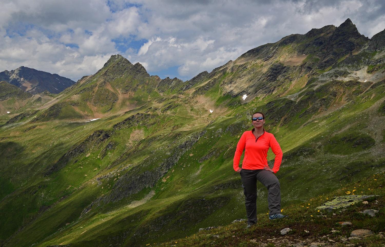 Szlaki w Tyrolu - Kappl