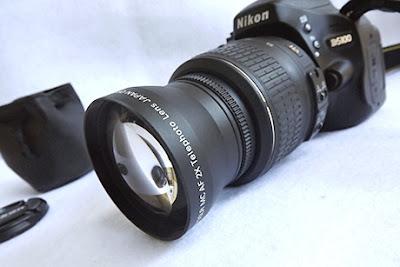 Lensa Converter Kamera
