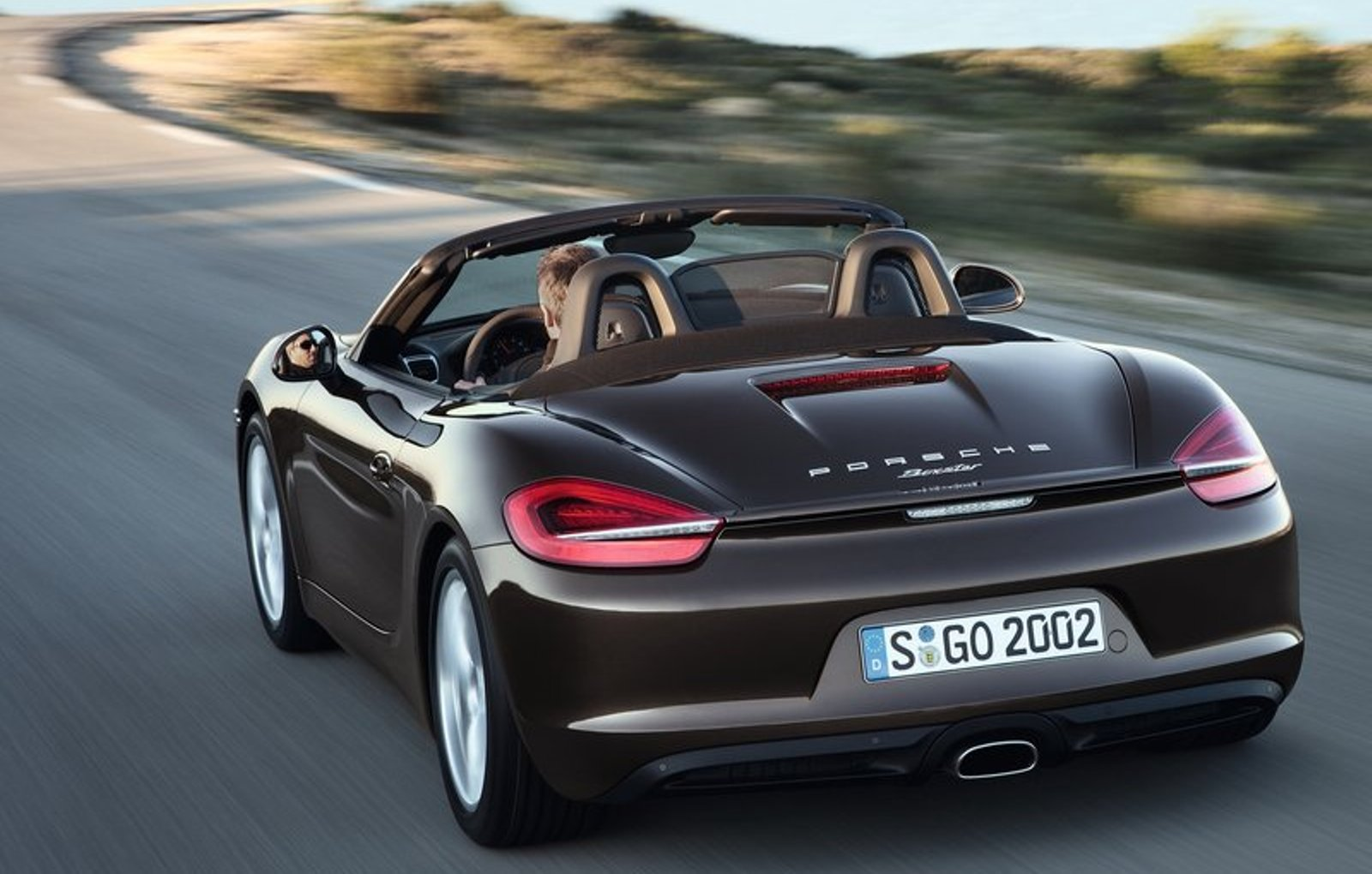 Porsche Boxster 2014 Wallpapers HD « FREE WALLPAPERS