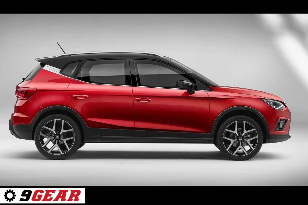 2018 seat arona seat s first model in the a0 compact crossover segment car reviews new car. Black Bedroom Furniture Sets. Home Design Ideas