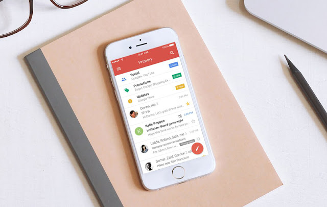 New Gmail Apps For iOS