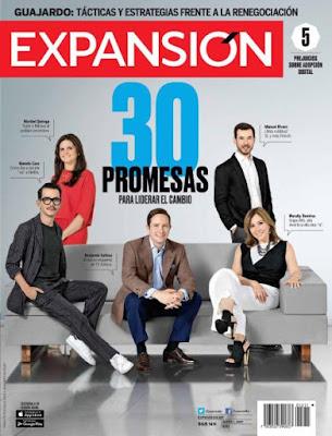 Revista Expansión México - 1 Mayo 2017