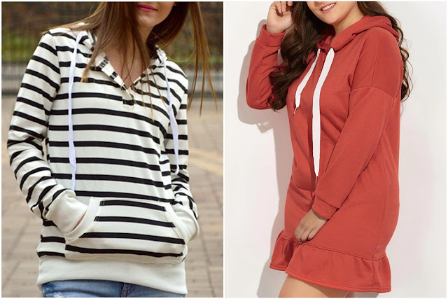 Wishlist Rosegal: Long Sweatshirt
