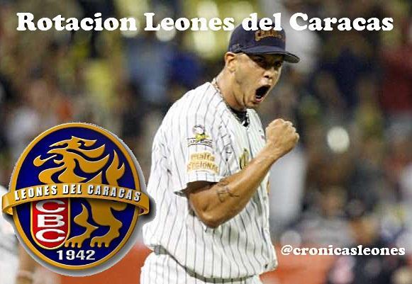 Rotacion SEGUNDA Semana (Horario-Canal TV) @caraquistas #LVBP ... VER ...