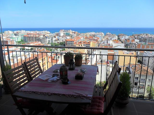 Piso en alquiler en calella terraza y vistas al mar - Pisos de alquiler en calella ...