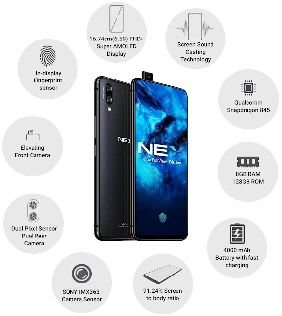 Vivo nex with pop-up camera,Vivo Nex Mobile With Pop-Up Camera Launch in India 2018-हिंदी में,Vivo Nex Mobile With Pop-Up Camera 2018 Price in india,Vivo Nex Mobile With Pop-Up Camera specification,Vivo Nex Mobile With Pop-Up Camera smartphones 2018,vivo nex price,new smartphones,best phone