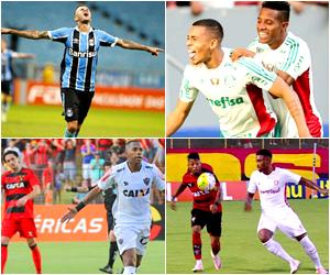 Palmeiras vence Flamengo e Grêmio derrota Ponte Preta; confira a tabela