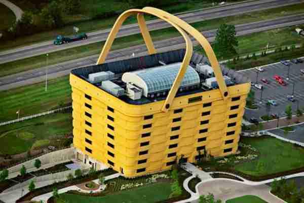 Gedung Big Basket Longaberger