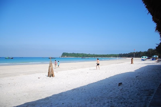 Quan Lan becomes more attractive to holidaymakers 2
