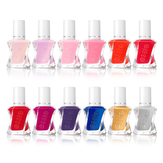 Coming Soon : Essie Gel Couture Gala Bolds 2017 Collection ...