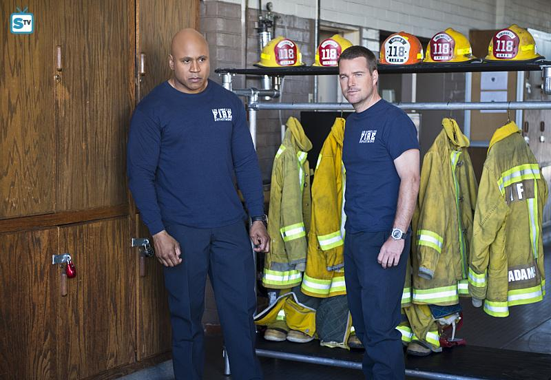 NCIS: Los Angeles - Episode 7.23 - Where There's Smoke... - Sneak Peek, Promo & Promotional Photos *Updated*