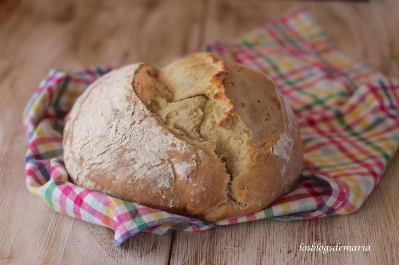 Pan de Ajoblanco en Thermomix