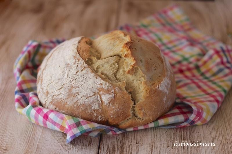 Pan de Ajoblanco en Thermomix
