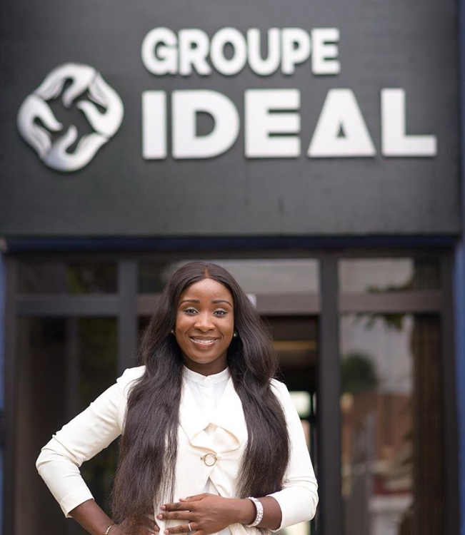 Naa Ashorkor Appointed As Public Relations Officer At Groupe Ideal