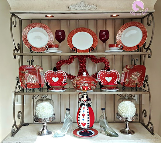Valentine Decor and More