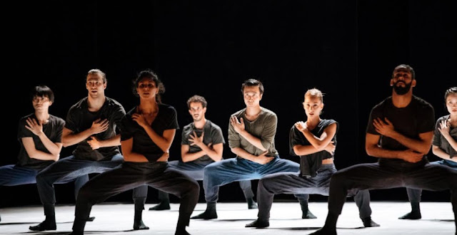 DU-K  - Beijing 9 Contemporary Dance Theatre / SOL Dance Company, Beer Sheva