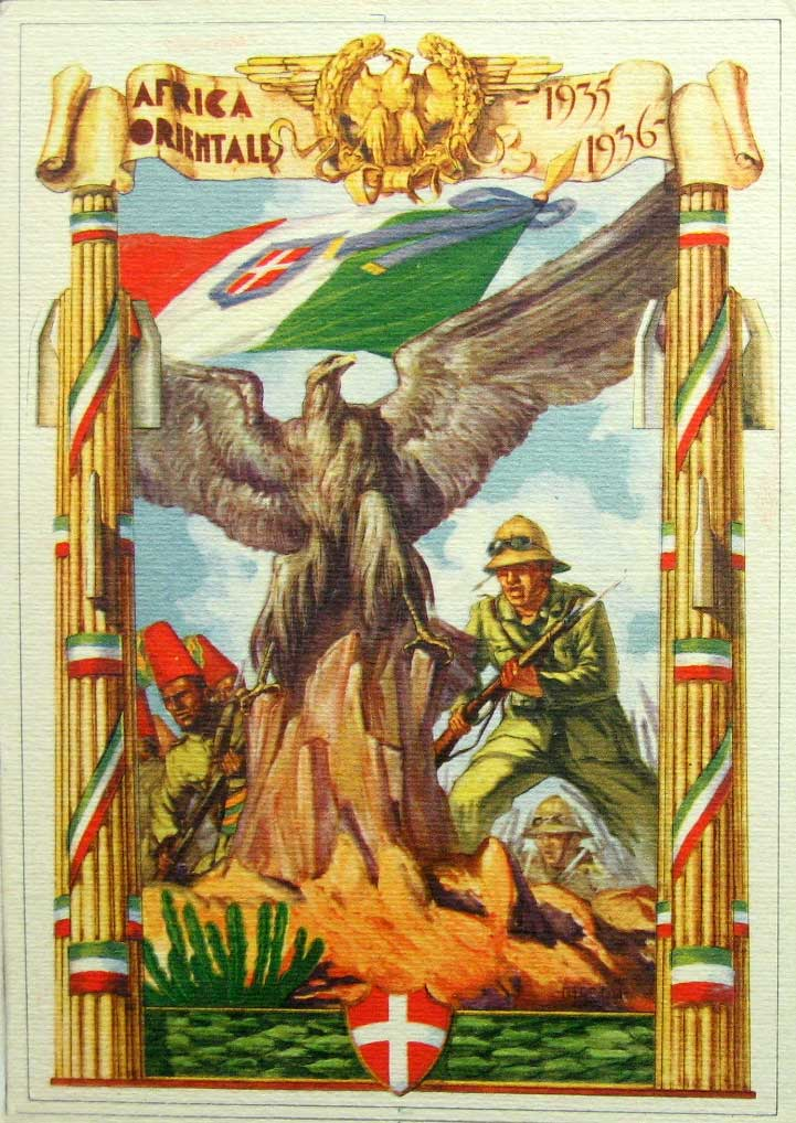The Second Booke Of The Kings Commonly Called The Fourth: The Italian Monarchist: The Second Italo-Abyssinian War