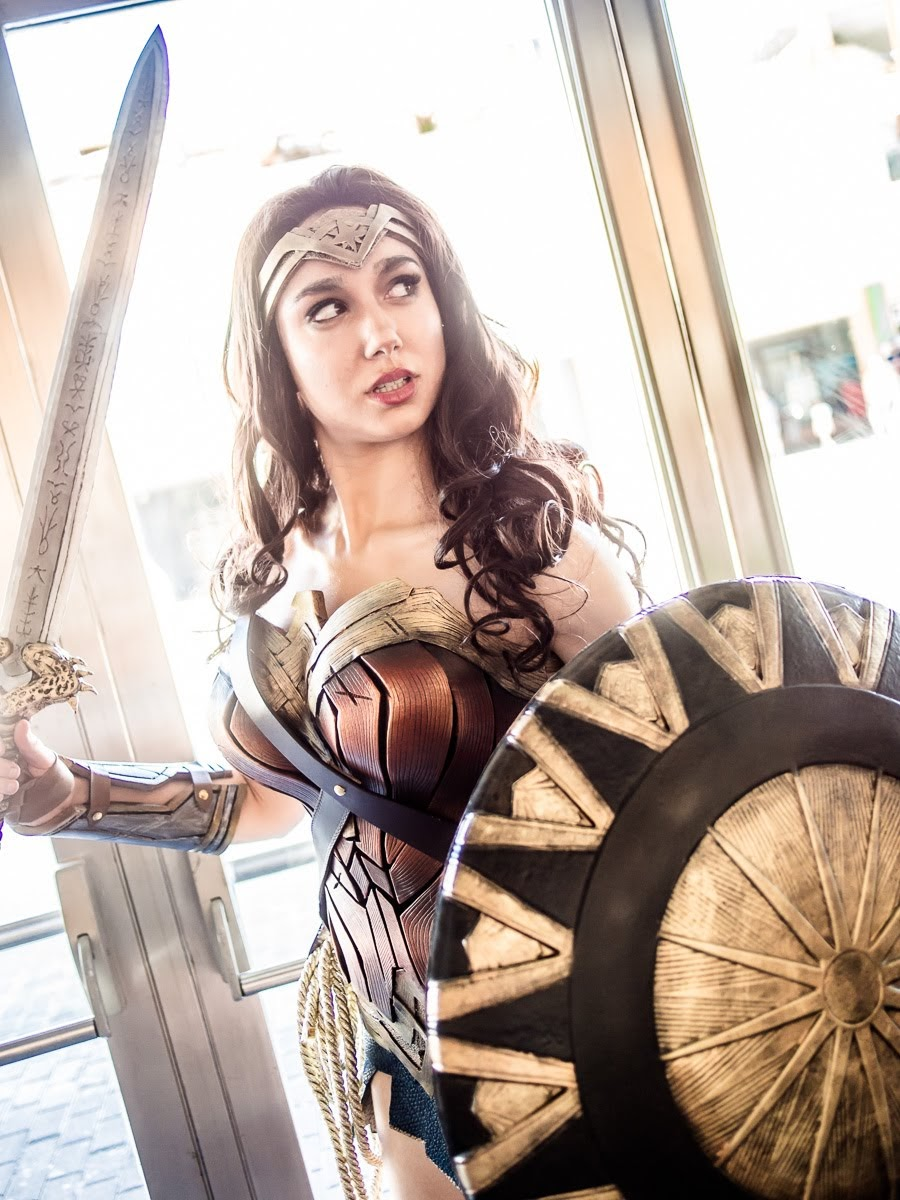 Expotaku 2018 Wonder Woman