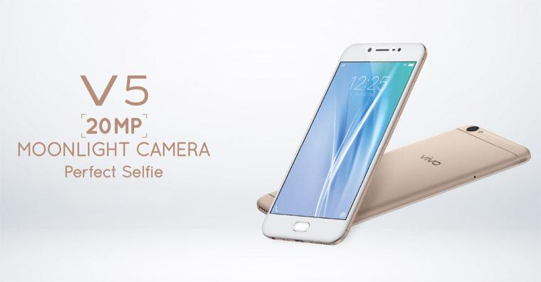 Review Spesifikasi Vivo V5s: Kamera Selfie 20 MP, RAM 4 GB