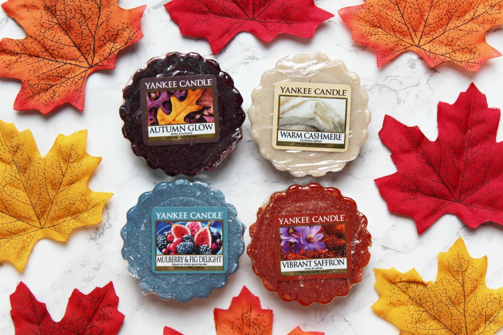 Yankee Candle Fall in Love Collection Review