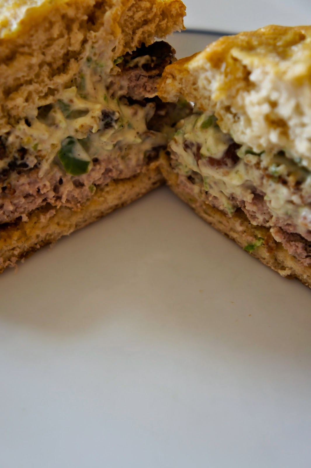 Jalapeño Popper Burger: Savory Sweet and Satisfying