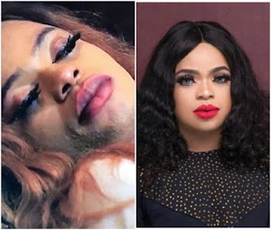 Is This Bobrisky? Checkout his Shocking new photo