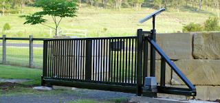 Fitur dari automatic gate