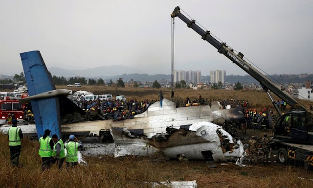 Nepal plane crash toll climbs to 51