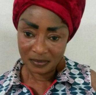 grandmother arrested heroin lagos