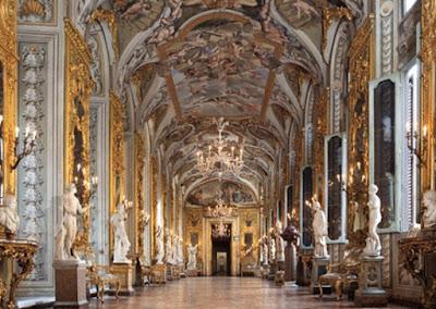 """Galleria Doria Pamphilj (Roma) - Visita guidata con """"apertura a numero chiuso con prenotazione obbligatoria da pre-pagare"""""""