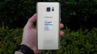 Hape Seken Samsung Note 5 Seken Mulus Murah 4G LTE RAM 4GB Camera 16MP