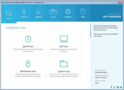 Gridinsoft Anti-Malware 3.0.83.148 Full Patch Gratis