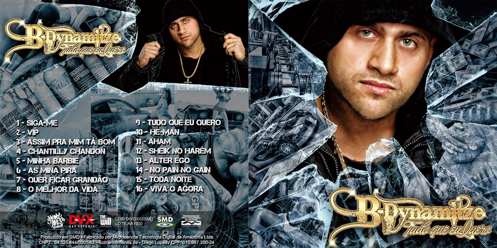 b-dynamitze cd