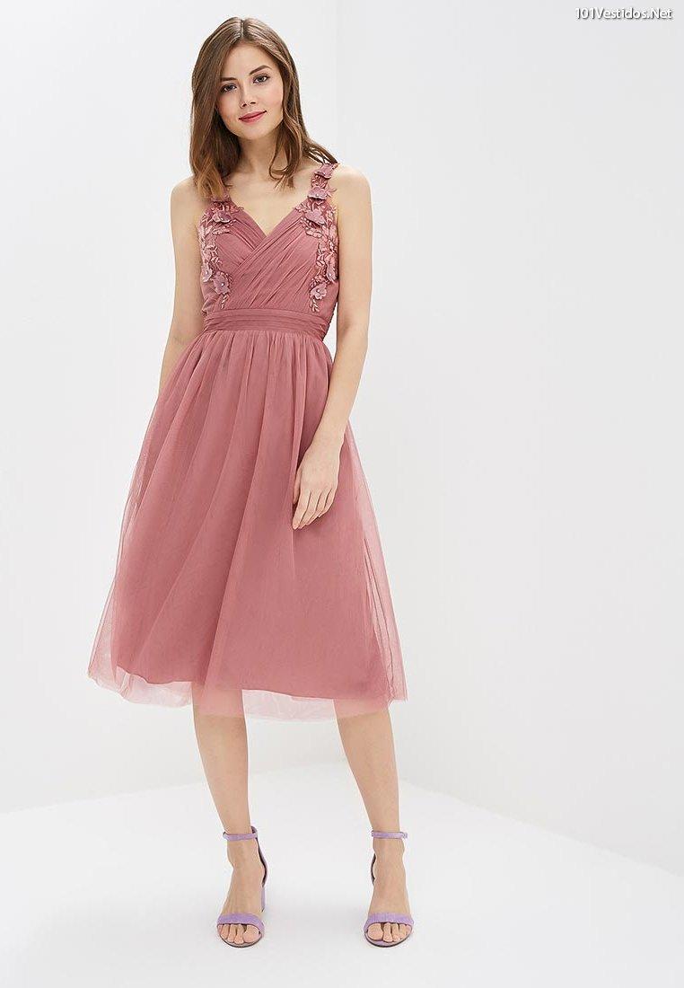 Mas de 40 Vestidos de Fiesta ¡Fabulosos Modelos con Bellos Diseños ...