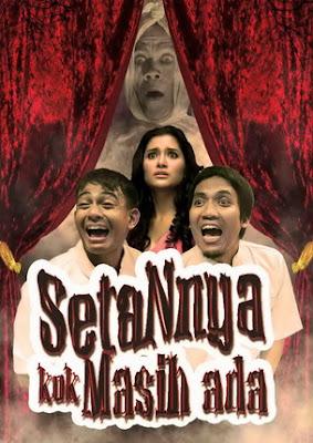 Setannya Kok Masih Ada Poster
