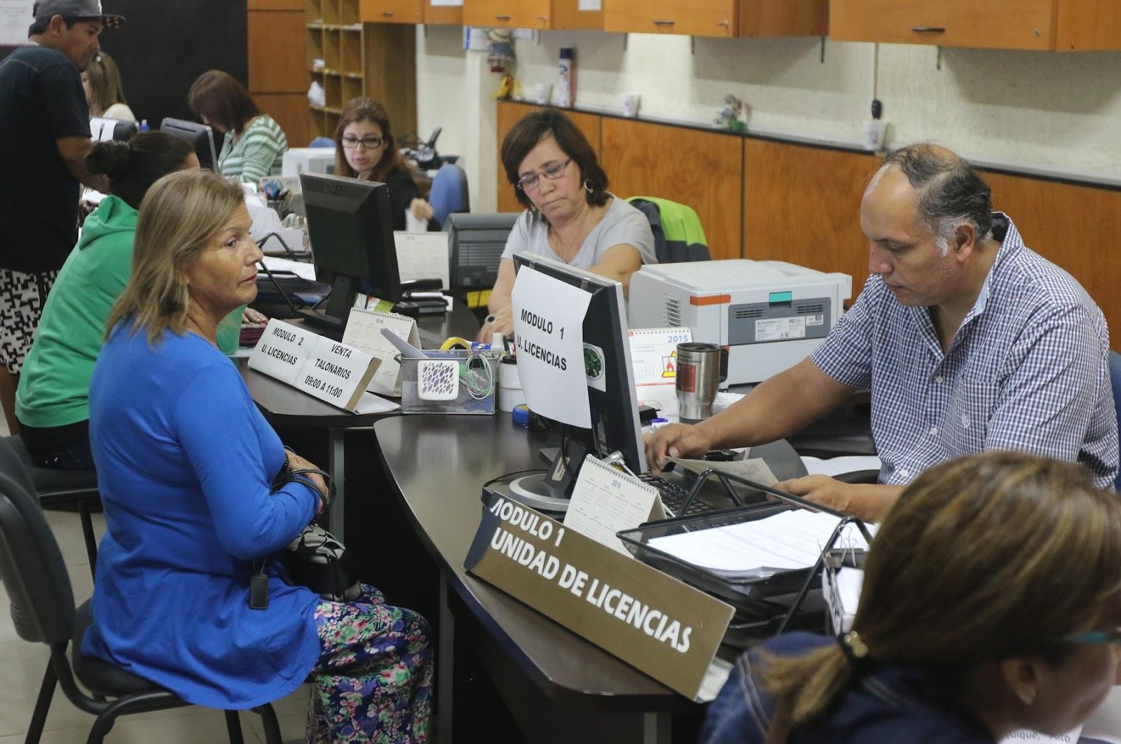 Tarapacá Noticias: COMPIN reanuda venta de talonarios de licencias y ...