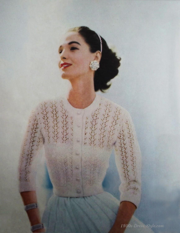 Modest Fashion 50s 1950s Dress Style
