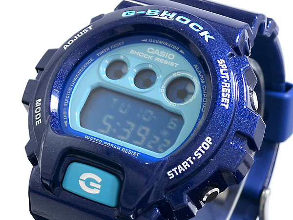 Casio g shock dw 6900 owners manual