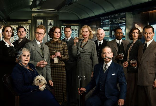 Assassinio sull'Orient Express - Branagh - 2017