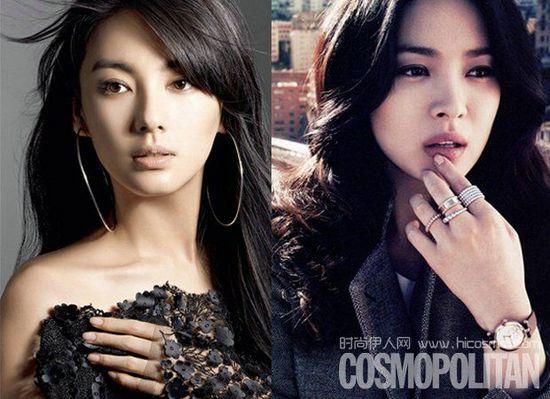 Những sao Hoa - Hàn giống nhau như anh chị em 'thất lạc' - Ảnh 5