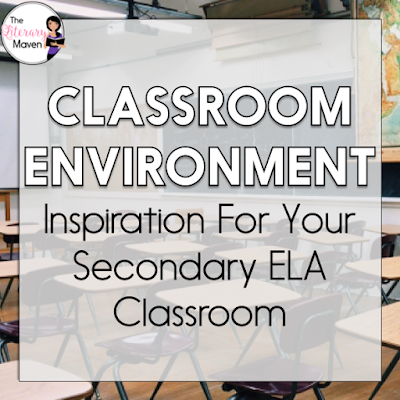 Most teachers see their classroom as their second home and want it to feel that way for their students too. In this #2ndaryELA Twitter chat, middle school and high school English Language Arts teachers discussed the must haves in an ELA classroom, decorating, showing off student work, desk arrangement, and room inspirations. Read through the chat for ideas to implement in your own classroom.