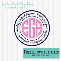 http://www.thelatestfind.com/2016/07/freebie-monogram-svg-arrow-circle-cut.html