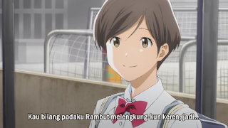 DOWNLOAD Tsuki ga Kirei Episode 3 Subtitle Indonesia